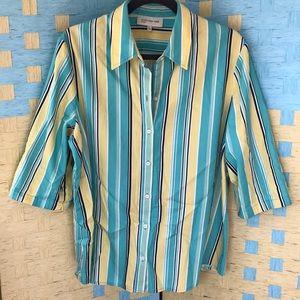Jones of New York sport XL blouse